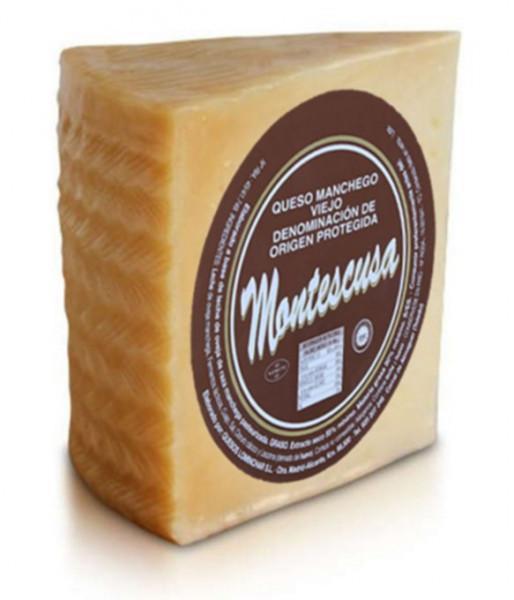 DOP Manchego Viejo Schafskäse 1/8 - 390 g