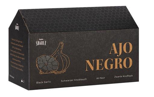 Ajo Negro Suarez - schwarzer Knoblauch