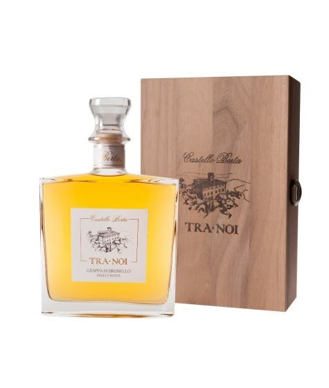 Grappa Berta Tra Noi Brunello 70cl