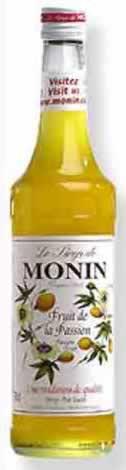 Monin Aromasirup Passionsfrucht 70cl