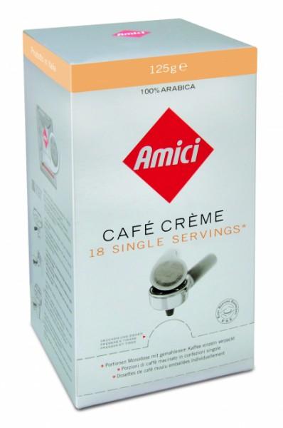 Box E.S.E. Portionen Café Crème Amici Caffè