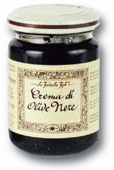 Crema di Olive Nere 130 gr.