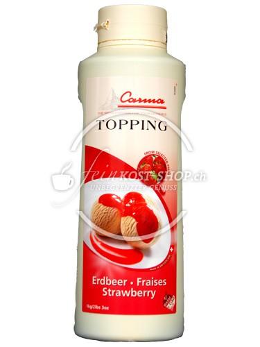 Erdbeer Sauce Topping, Barry Callebauts