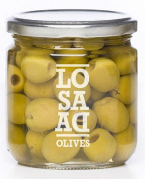 Oliven Manzanilla ohne Stein Glas 198 g