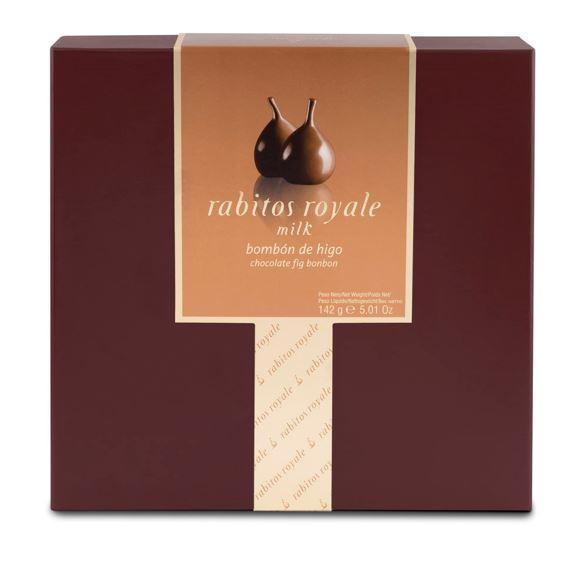 Rabitos Royal 8er Set Dark / Dunkle Schokolade 8er Set 142 gr