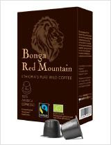 Bonga Red Mountain Ristretto 1 x 10 Kapseln