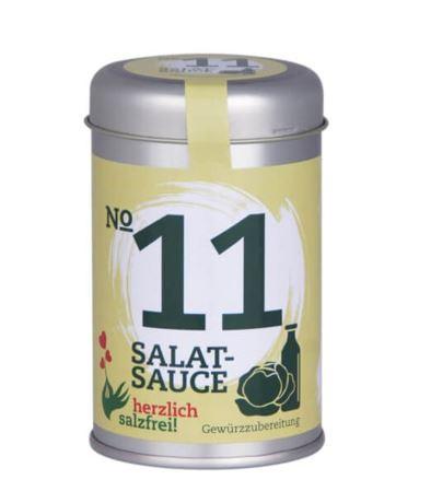 Nr. 11 Salatsauce herzlich salzfrei - Gewürz ohne Salz 30 gr