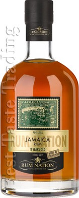 Rum Nation Jamaica 8 yo