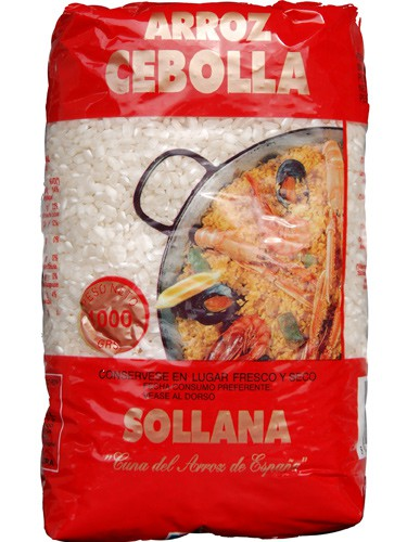 Paella Reis, Soliana 1000g