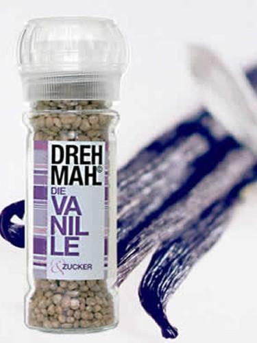 Drehmahl Vanille - Zucker