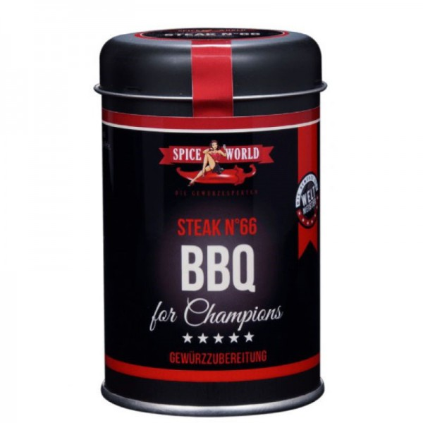 Steak N°66 - Original Peppersteak Streudose 90g
