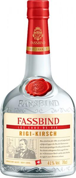 Fassbind Eaux de Vie Rigi Kirsch