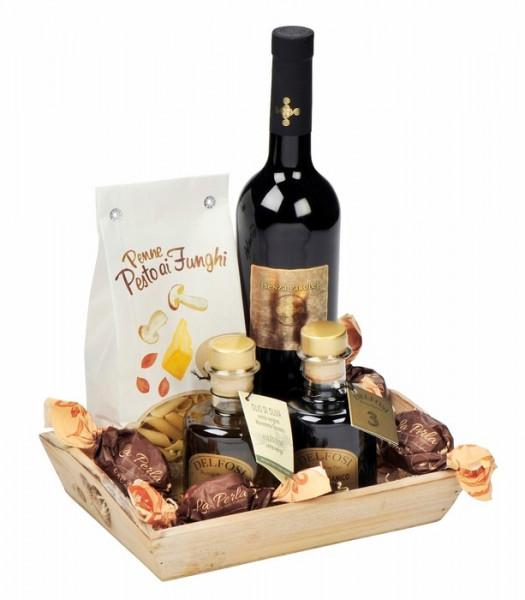 Geschenkset Senza Parole Box