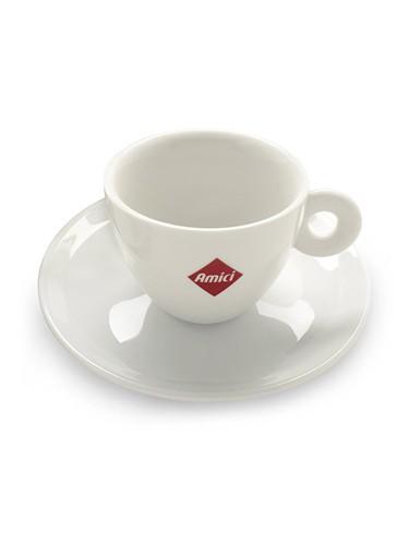 Amici Cappuccino-Tassen Set