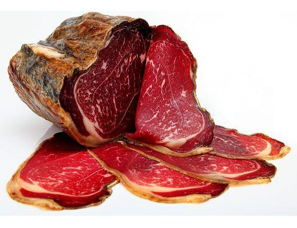 Cecina de Leon / Trockenfleisch vom Rind ca. 2 - 3 kg