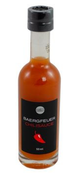Baergfeuer Chilisauce 50 ml