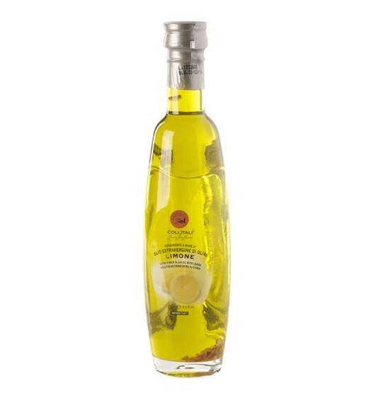 Olivenwuerzoel mit Zitrone 250ml