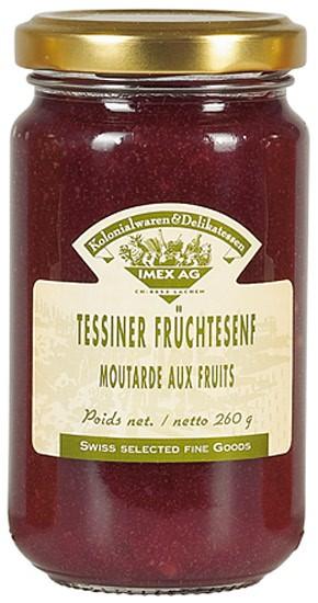 Tessiner Früchtesenf 200ml