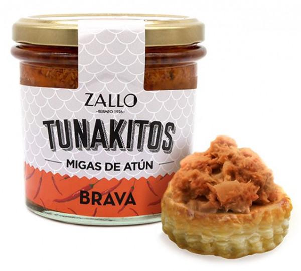 Tunakitos Brava 220 / 150 g