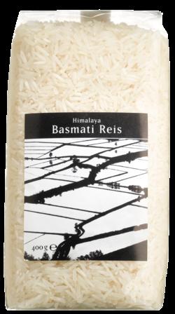 Basmati-Reis aus dem Himalaya 400 g