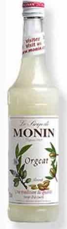 Monin Aromasirup Mandeln 70cl