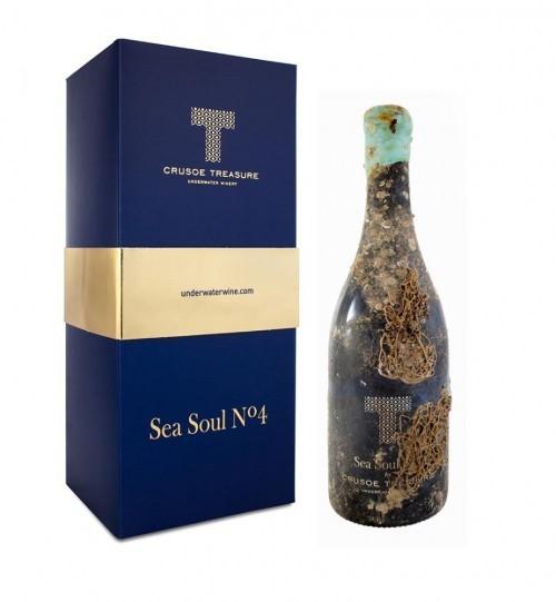 Crusoe Treasure - Sea Soul Nr. 4 Syrah Vino, Spanien