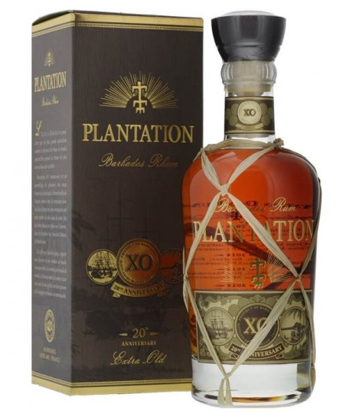 Rum Plantation Barbados XO Extra Old 20th Anniversary 70 cl