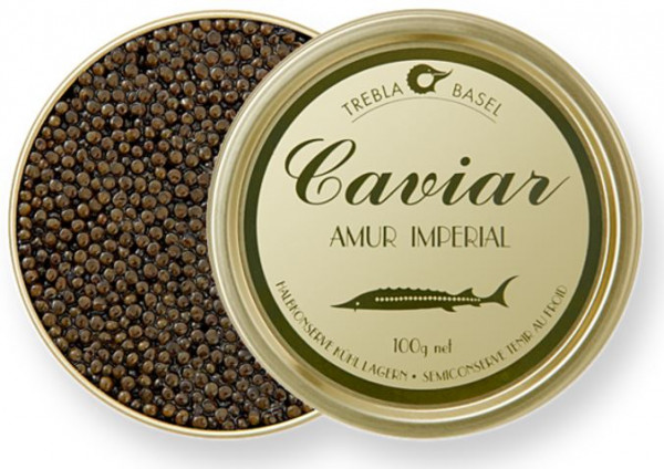 Amur Caviar Imperial 500 gr.