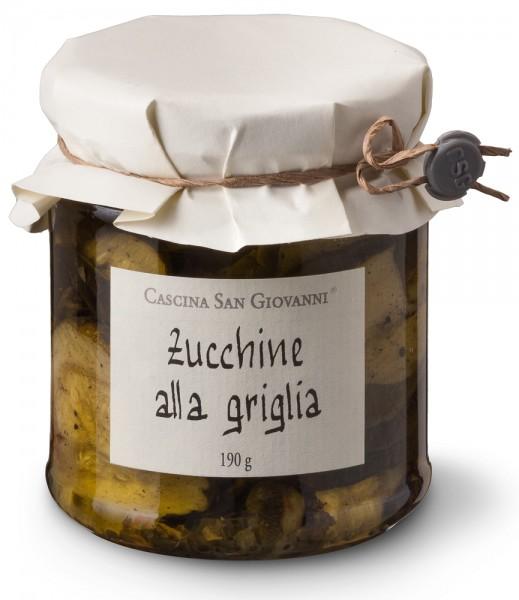 Zucchine alla Griglia 190g