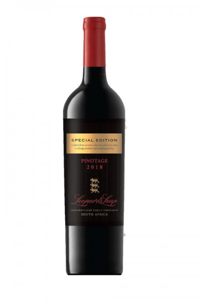 Special Edition Pinotage 18 NEW Leopard's Leap