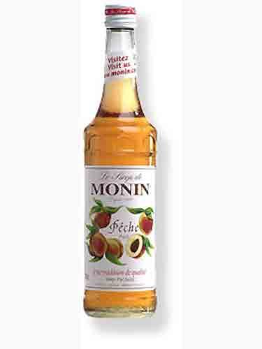 Monin Aromasirup Pfirsich 70cl