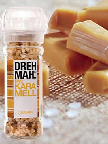 Drehmahl Karamell - Zucker 75 g