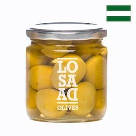 Oliven Gordal ohne Stein Glas 169 g