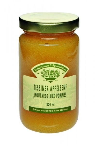 Tessiner Apfelsenf 200ml