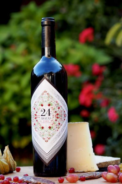 24 Mozas Tinta de Toro 75 cl Spanien