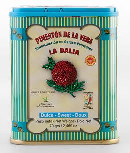 Pimenton de la Vera, Dulce - süss 70g