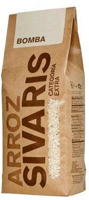 Sivaris Arroz Bomba 1000g