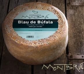 Montbru Bufalet Blau - Büffel Blauschimmel (3 Mte.) ca. 2,5kg