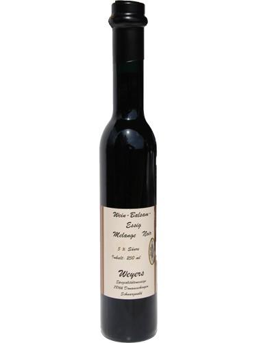Weinessig Balsam mit Menlange Noir 250ml