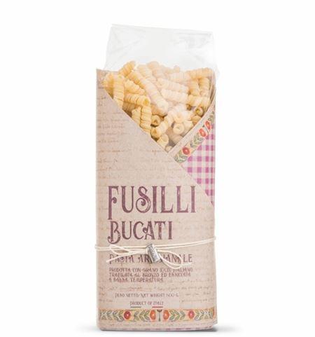 Pasta Fusilli Buccati 500 gr