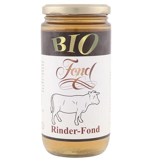 Bio Rinder-Fond 380 ml