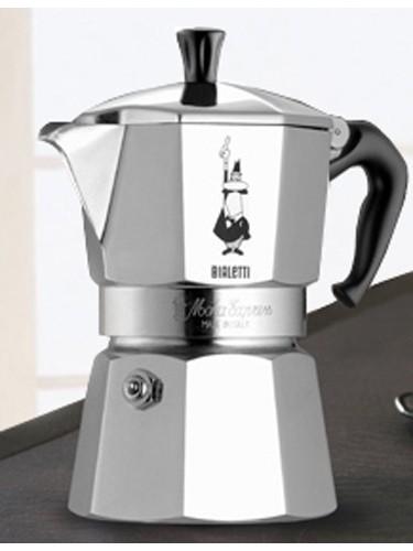 Kaffeezubereiter Moka Express 1Tasse Bialetti 990001161
