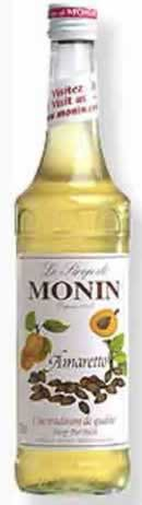 Monin Aromasirup Amaretto 70cl