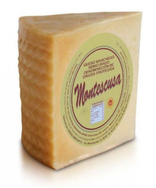 DOP Manchego Semi Curado Schafskäse 1/8 - 400 g