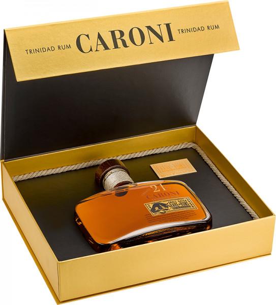 Rum Nation Caroni 1998/21 50cl Geschnekbox