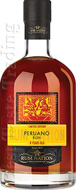 Rum Nation Peruano 8 yo 70 cl