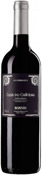 Clos du Château Pinot Noir Merlot AOC Wallis, 75 cl