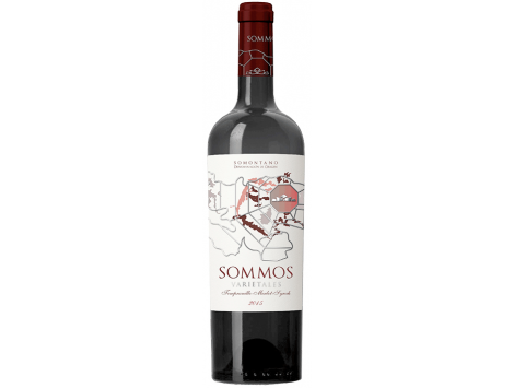 Sommos Varietales Tinto 75cl
