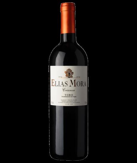 Elias Mora Crianza DO Toro, Bodega Elias Mora, 2017 75 cl, Spanien