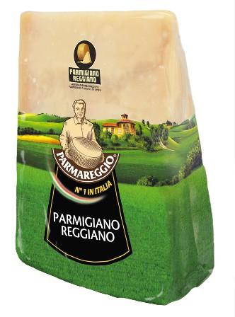 Parmigiano Reggiano 22 Mte 1.Q. 1000g